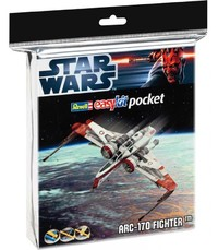Revell - 1/112 - EasyKit - Star Wars - ARC-170 Fighter (Plastic Model Kit) - Cover