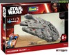 Revell - 1/72 - Star Wars - The Force Awakens Millennium Falcon EasyKit (Plastic Model Kit)
