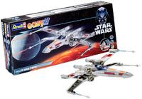 Revell - 1/57 - Star Wars - X-Wing Fighter EasyKit (Plastic Model Kit) - Cover