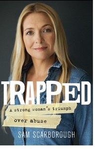 Trapped - Sam Scarborough (Paperback) - Cover