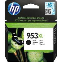 HP - 953XL Black Ink Cartridge - Cover
