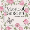 Colouring In Book Mini - Magical Garden (Paperback)