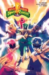 Mighty Morphin Power Rangers 1 - Kyle Higgins (Paperback) Cover