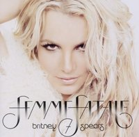 Britney Spears - Femme Fatale (CD) - Cover