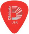 Planet Waves 1DRD1 Duralin Standard .50mm Super Light Pick (Red)