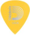 Planet Waves 6DYL3 Duralin Precision .70mm Light Medium Pick (Yellow)