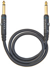 Planet Waves PW-PC-02 Custom Series Patch Cable – 2ft (Black)