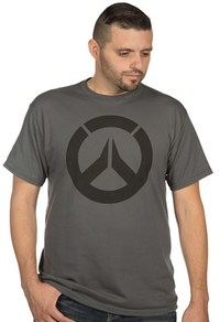 Overwatch Icon Premium T-Shirt (XX-Large) - Cover