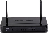 Trendnet N300 Wireless Gigabit Router with USB Port - Cover