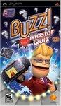 Buzz! Master Quiz (US Import PSP)