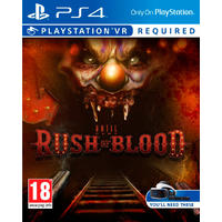 Until Dawn: Rush of Blood (PS4)