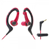 Audio Technica Sonicsport 1 In-Ear Headphones - Red