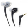 Audio Technica Sonicsport 2 In-Ear Headphone (Black)