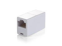 Equip Connector - RJ45 - RJ45 Adapter (Wh - Cover