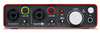 Focusrite Scarlett 2i2 2 Channel USB Audio Interface (2nd Generation)