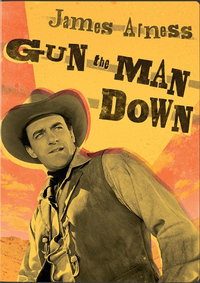 Gun the Man Down (Region 1 DVD) - Cover