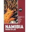 Road Atlas Namibia - Map Studio (Paperback)