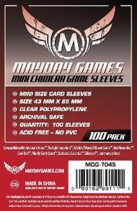 Mayday Games - Mini Chimera Card Sleeves (100 Sleeves) - Cover