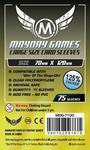 Mayday Games - Tarot Card Premium Sleeves (75 Sleeves)