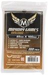 Mayday Games - 7 Wonders Card Sleeves (65 x 100 mm)