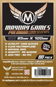 Mayday Games - 7 Wonders Premium Card Sleeves (80) - Cover