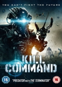 Kill Command (DVD) - Cover