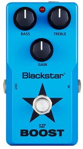 Blackstar LT BOOST LT Pedal Series Guitar Boost Pedal - Cover
