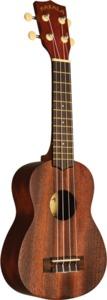 Kala MK-S Makala Ukulele Series Acoustic Soprano Ukulele (Natural)