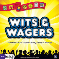 Wits & Wagers Deluxe Edition (Party Game)