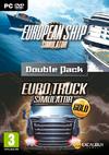Euro Simulations Double Pack - European Ship Simulator & Euro Truck Simulator Gold (PC)