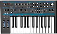 Novation Bass Station II 25 Key Analogue Mono Synthesizer