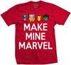 Marvel Comics - Make Mine Mens T-Shirt (Small)