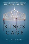 King's Cage - Victoria Aveyard (Hardcover)