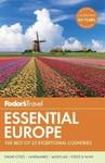 Fodor's Travel Essential Europe - Gareth Clark (Paperback)