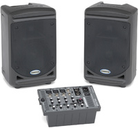 Samson Expedition XP150 150 watt Portable PA System