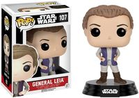 Funko Pop! Star Wars - Episode 7 - General Leia Vinyl Figure - Cover