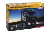 Italeri - 1/24 Iveco Stralis Truck (Plastic Model Kit) - Cover