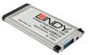 Lindy 1-Port USB3.0 PCMCIA Express Card