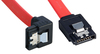 Lindy 1m SATA Cable 90 Degreeree Latch Type