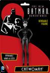 New Batman Adventures - Catwoman 5-Inch Bendable Figure