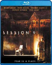 Session 9 (Region A Blu-ray) - Cover