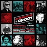Various Artists - Alternatief Is Groot (CD) - Cover