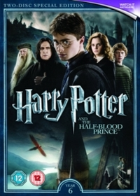 Harry Potter and the Half-blood Prince (DVD) - Cover