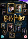 Harry Potter: The Complete 8 Film Collection (DVD) Cover