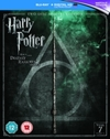 Harry Potter and the Deathly Hallows: Part 2 (Blu-ray) Cover