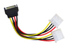 Lindy SATA Power Adapter Cable