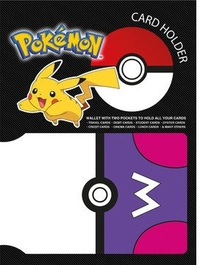 Pokemon - Masterball (Card Holder) - Cover