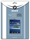 Port Designs - Universal Screen Protection For Tablet 9-10 inch
