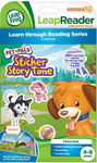 LeapFrog LeapReader Book: Pet Pals Sticker Story Time