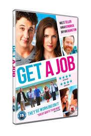 Get a Job (DVD) - Cover